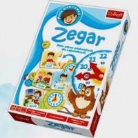 Zegar. Zbiór zabaw edukacyjnych - zdjęcie zabawki, gry