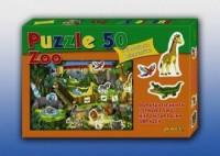 Zoo (puzzle 50-elem.) - zdjęcie zabawki, gry