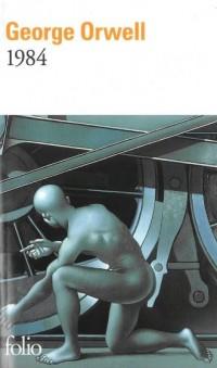 1984 - okładka książki