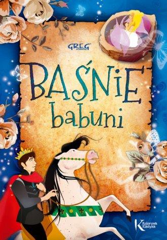 Baśnie babuni - okładka książki