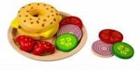 Bułka z serem - zdjęcie zabawki, gry