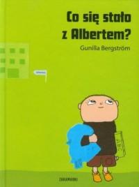 Co się stało z Albertem? - okładka książki