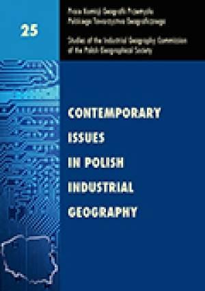 Contemporary Issues in Polish Industrial - okładka książki