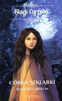 Córka szklarki - okładka książki