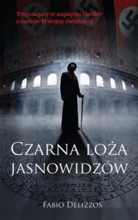 Czarna loża jasnowidzów - okładka książki