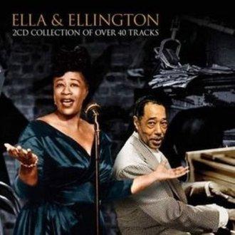 Ella & Ellington - okładka płyty