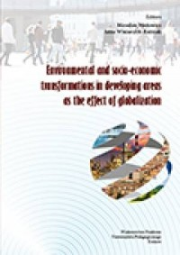 Environmental and socio-economic - okładka książki