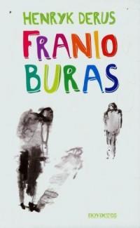 Franio Buras - okładka książki