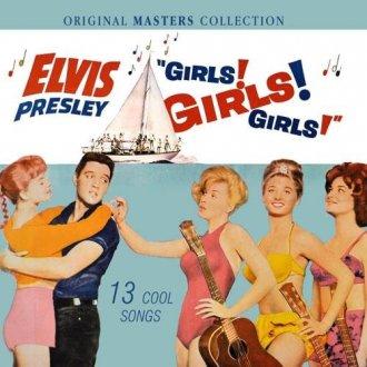Girls! Girls! Girls! - okładka płyty