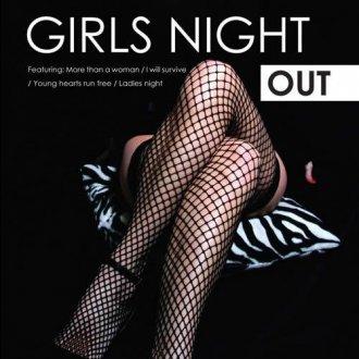 Girls Night Out - okładka płyty