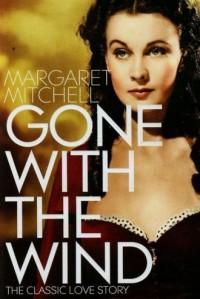 Gone With Wind - okładka książki