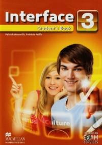Interface 3. Students Book (+ CD) - okładka podręcznika