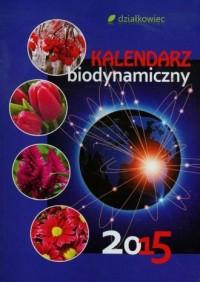 Kalendarz biodynamiczny 2015 - okładka książki