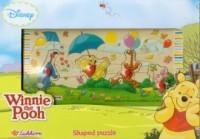 Kubuś Puchatek kształty (puzzle drewniane) - zdjęcie zabawki, gry