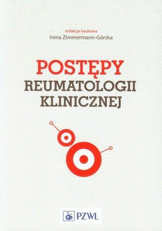 Postępy reumatologii klinicznej - okładka książki