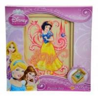 Princess (puzzle drewniane 49-elem.) - zdjęcie zabawki, gry