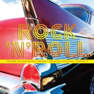 Rock N Roll (CD) - okładka płyty