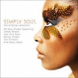 Simply Soul (2 CD) - okładka płyty