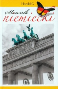 Słownik niemiecki. Niemiecko-polski, polsko-niemiecki - okładka książki