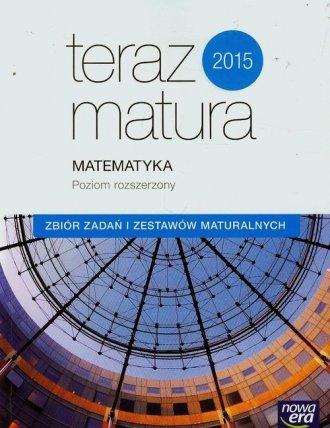 Teraz matura 2015. Matematyka. - okładka podręcznika