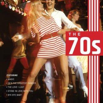 The 70s (CD) - okładka płyty
