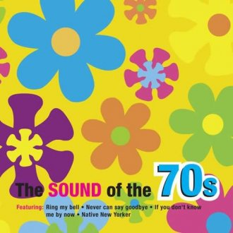 The Sound Of The 70s (CD) - okładka płyty