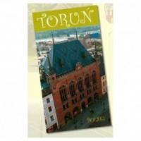 Toruń. Przewodnik (wersja ang.) - okładka książki