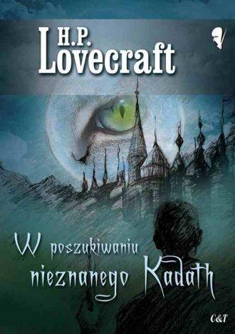W poszukiwaniu nieznanego Kadath - okładka książki