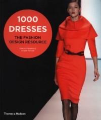 1000 Dresses - okładka książki