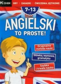 Angielski To Proste! (7-13 lat) - pudełko programu