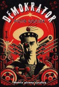 Demokrator - okładka książki