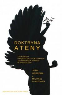 Doktryna Ateny - okładka książki