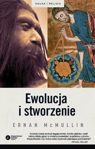 Ewolucja i stworzenie. Seria: Nauka - okładka książki