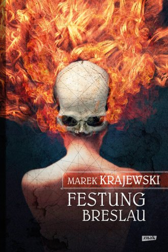 Festung Breslau - okładka książki