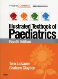 Illustrated Textbook of Paediatrics - okładka książki
