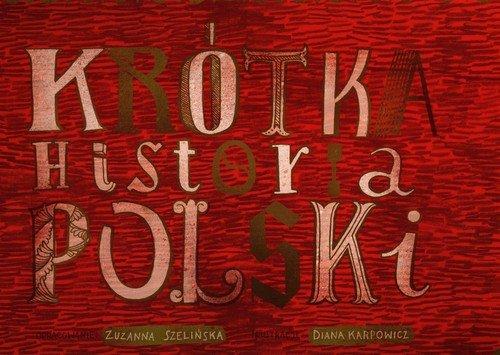 Krótka historia Polski - okładka książki