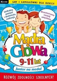 Mądra Głowa. Sprawny umysł. Gry i łamigłówki dla dzieci (9-11 lat) - pudełko programu