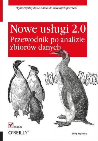 Nowe usługi 2.0. Przewodnik po - okładka książki