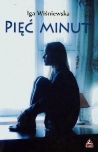 Pięć minut - okładka książki
