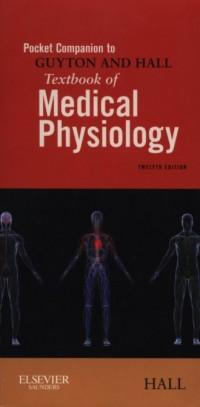 Pocket Companion to Guyton and Hall. Textbook of Medical Physiology - okładka książki