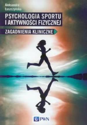 Psychologia sportu i aktywności - okładka książki