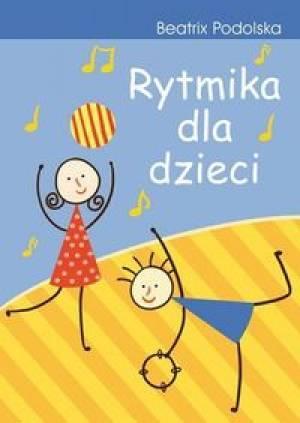Rytmika dla dzieci - okładka książki