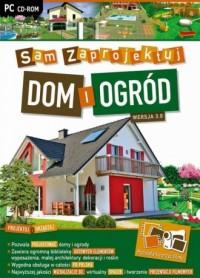 Sam zaprojektuj dom i ogród. Wersja 3.0 - pudełko programu