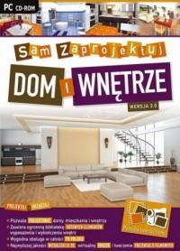 Sam zaprojektuj dom i wnętrze. Wersja 3.0 - pudełko programu