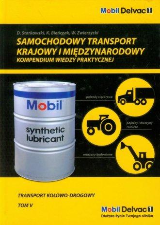 Samochodowy transport krajowy i - okładka książki