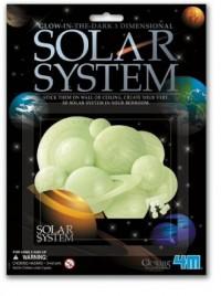 System słoneczny 3D - zdjęcie zabawki, gry