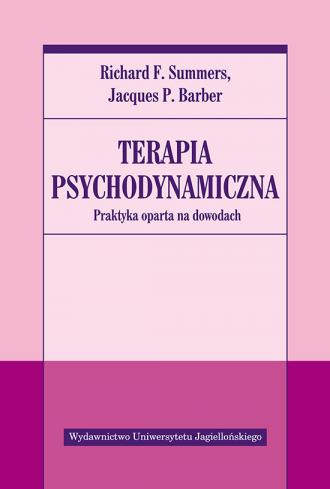 Terapia psychodynamiczna. Praktyka - okładka książki
