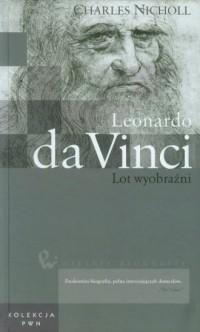Wielkie biografie. Leonardo da Vinci. Lot wyobraźni - okładka książki