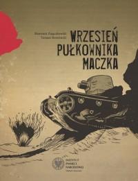 Wrzesień pułkownika Maczka - okładka książki