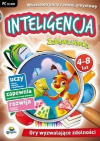 Zabawa i Nauka: Inteligencja (4-8 lat). Gry wyzwalające zdolności - pudełko programu